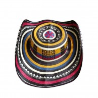 Sombrero Vueltiao Tricolor